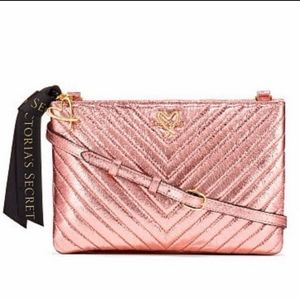 Start your Christmas gifts !Vs metallic Crossbody